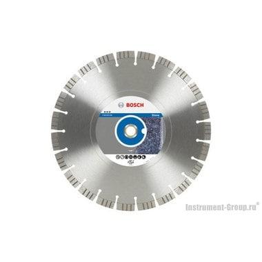 Алмазный диск Best for Stone (300x20/25,4 мм) Bosch 2608602647