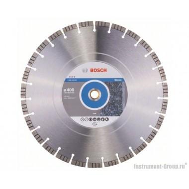 Алмазный диск Best for Stone (400x20/25,4 мм) Bosch 2608602649