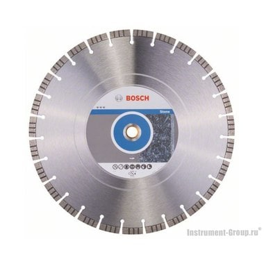Алмазный диск Best for Stone (450x25,4 мм) Bosch 2608602650