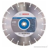 Алмазный диск Expert for Stone (300x20/25,4 мм) Bosch 2608602593