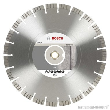 Алмазный диск Best for Concrete (500x25,4 мм) Bosch 2608602710