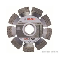 Алмазный диск Expert for Concrete (115x22,23 мм) Bosch 2608602555