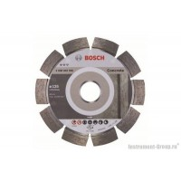 Алмазный диск Expert for Concrete (125x22,23 мм) Bosch 2608602556