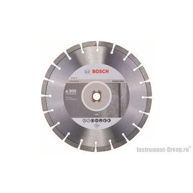 Алмазный диск Expert for Concrete (300x20/25,4 мм) Bosch 2608602560