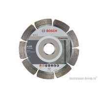Алмазный диск Standard for Concrete (125x22,23 мм; 10 шт.) Bosch 2608603240