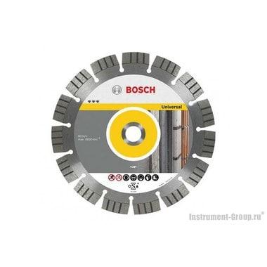 Алмазный диск Best for Universal (300x22,23 мм) Bosch 2608602666