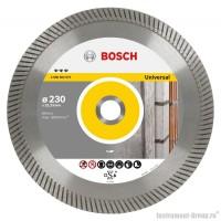 Алмазный диск Best for Universal Turbo (230x22,23 мм) Bosch 2608602675