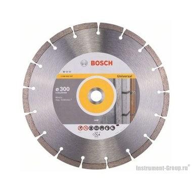 Алмазный диск Standard for Universal (300x22,23 мм) Bosch 2608602547