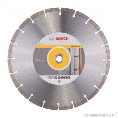 Алмазный диск Standard for Universal (400x20/25,4 мм) Bosch 2608602550