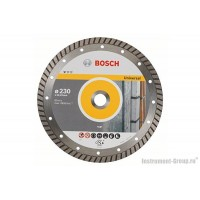 Алмазный диск Standard for Universal Turbo (230x22,23 мм; 10 шт.) Bosch 2608603252