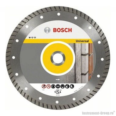 Алмазный диск Standard for Universal Turbo (300x22,23 мм) Bosch 2608602696