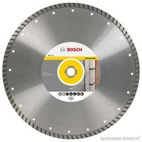 Алмазный диск Standard for Universal Turbo (300x20/25,4 мм) Bosch 2608602586