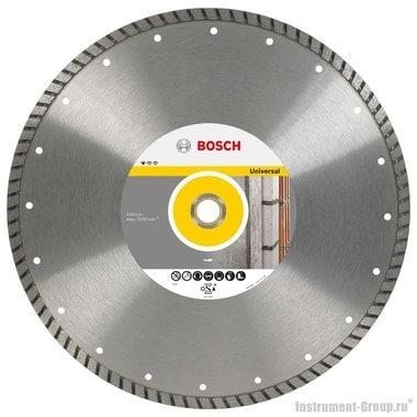 Алмазный диск Standard for Universal Turbo (300x20/25,4 мм) Bosch 2608602586
