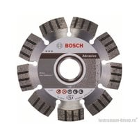 Алмазный диск Best for Abrasive (125x22,23 мм) Bosch 2608602680