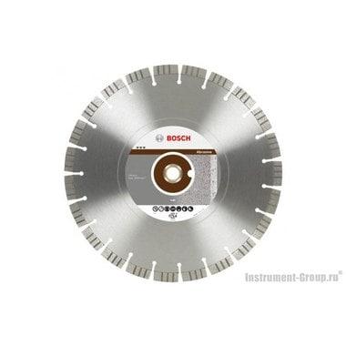 Алмазный диск Best for Abrasive (300x20/25,4 мм) Bosch 2608602685
