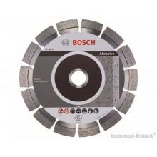 Алмазный диск Expert for Abrasive (115x22,23 мм) Bosch 2608602606