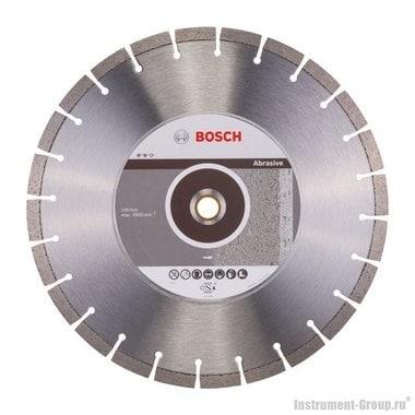 Алмазный диск Expert for Abrasive (400x20/25,4 мм) Bosch 2608602613