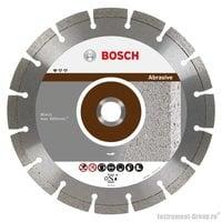 Алмазный диск Standard for Abrasive (300x20/25,4 мм) Bosch 2608602620