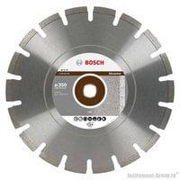 Алмазный диск Standard for Abrasive (350x20/25,4 мм) Bosch 2608602621