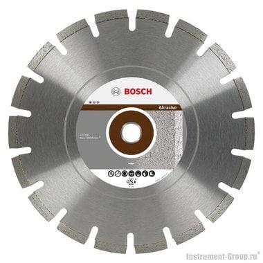 Алмазный диск Standard for Abrasive (400x20/25,4 мм) Bosch 2608602622
