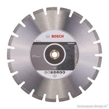 Алмазный диск Standard for Asphalt (400x20/25,4 мм) Bosch 2608602626