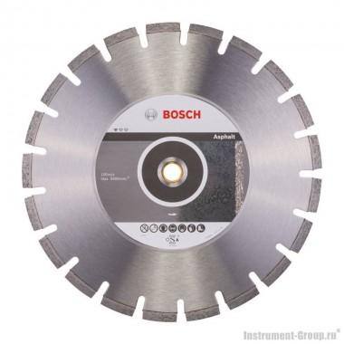 Алмазный диск Standard for Asphalt (500x25,4 мм) Bosch 2608602628