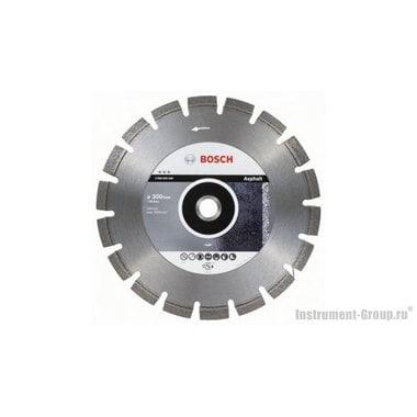 Алмазный диск Best for Asphalt (300x20/25,4 мм) Bosch 2608603640