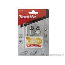 Набор фрез 3 шт. Makita D-53338