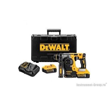 Аккумуляторный перфоратор 18 В DeWalt DCH 273 P2