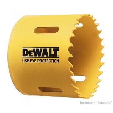 Коронка пильная Bi-Metal 38x24 мм DeWalt DT 8124
