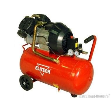 Поршневой масляный компрессор Elitech КПМ 360/50