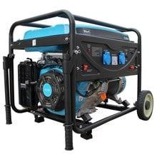 Генератор бензиновый WERT G 6500C
