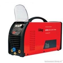 Аппарат TIG сварки (AC/DC) Fubag INTIG 200 AC/DC PULSE + горелка FB TIG 26 5P 4m и газ. шланг 4м