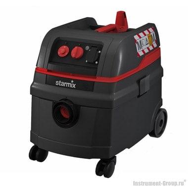 Пылесос для работы с высокотоксичной пылью Starmix ISC ARM 1625 EW Compact