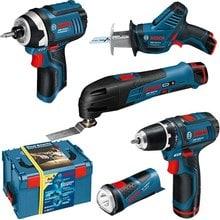 Аккумуляторный набор 10,8 В 5-в-1 Bosch 0615990GE8