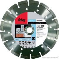 Алмазный диск Beton Pro (350x25.4 мм) Fubag 10350-6