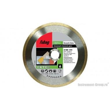 Алмазный диск Keramik Extra (300x30/25.4 мм) Fubag 33300-6