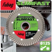 Алмазный диск Slim Fast (115x22.2 мм) Fubag 80115-3