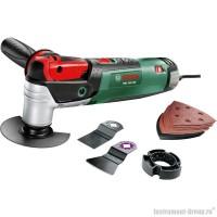 Универсальный многофункциональный инструмент Bosch PMF 250 CES Set (0603100621)