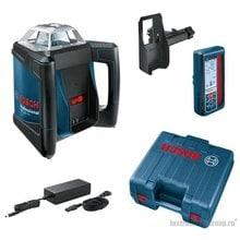 Ротационный лазерный нивелир Bosch GRL 500 HV + LR 50 Professional (0601061B00)