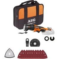 Аккумуляторный многофункциональный инструмент AEG 446706(OMNI18C -0KIT1X)