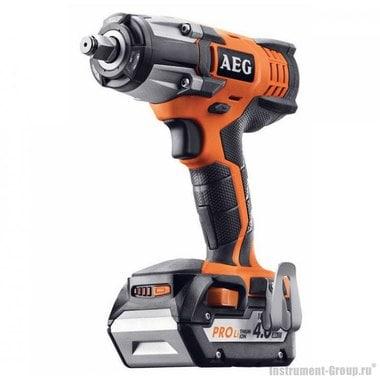 Аккумуляторный гайковерт AEG 446456(BSS 18C12Z LI-402C)