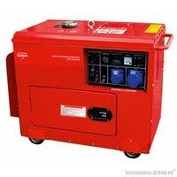 Дизельный генератор Elitech ДЭС 8000 ЕMК