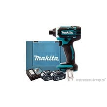 Аккумуляторный ударный гайковерт 18 В Makita DTD152RME
