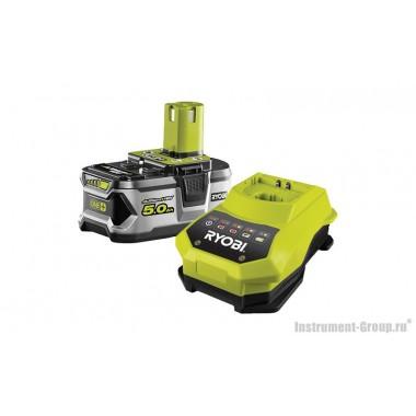 Аккумулятор + зарядное устройство ONE+ Ryobi 3002601(RBC18L50)
