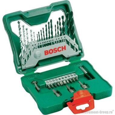 Набор оснастки Bosch Green 33pc X-Line set 2607019325 (33 предмета)