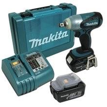 Аккумуляторный ударный гайковерт 18 В Makita DTW251RFE3