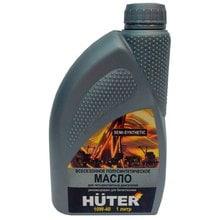Масло моторное 4-х тактное 10W-40 полусинтетическое 1 л Huter 73/8/1/1