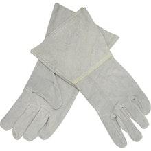 Перчатки сварочные серые Elitech 0606.016200