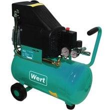 Масляный поршневый компрессор WERT AC 300/24